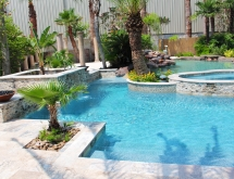 Laguna Showroom Custom Pool 2