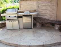 Laguna Showroom Outdoor Kitchen 3