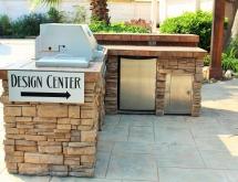 Laguna Showroom Outdoor Kitchen 4
