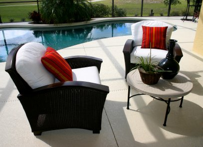 Keeping It Clean: Patio Furniture