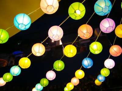 Decorate your Backyard with Lighting