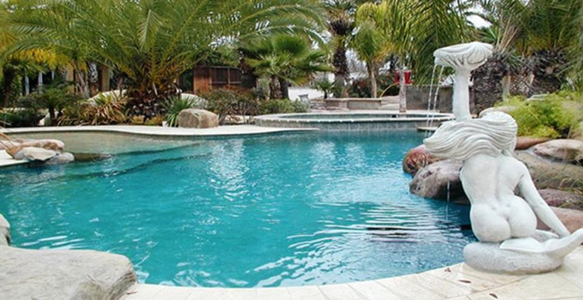 Swimming pool showroom katy pool builder pool builder for Pool design katy tx