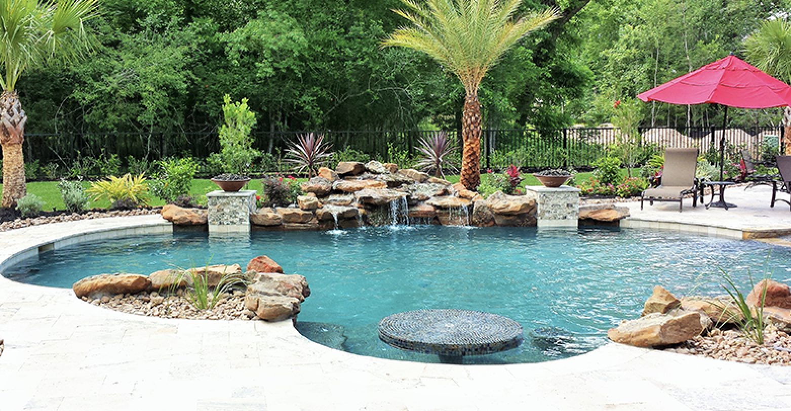 Katy s premier custom pool builder laguna pools for Custom pool builder