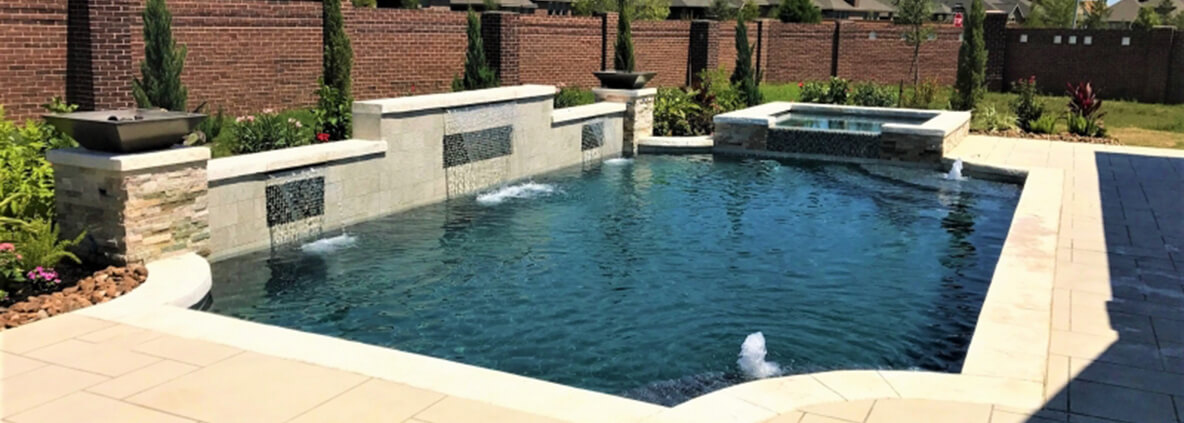 pool design | Houston pool builder | Houston pool construction